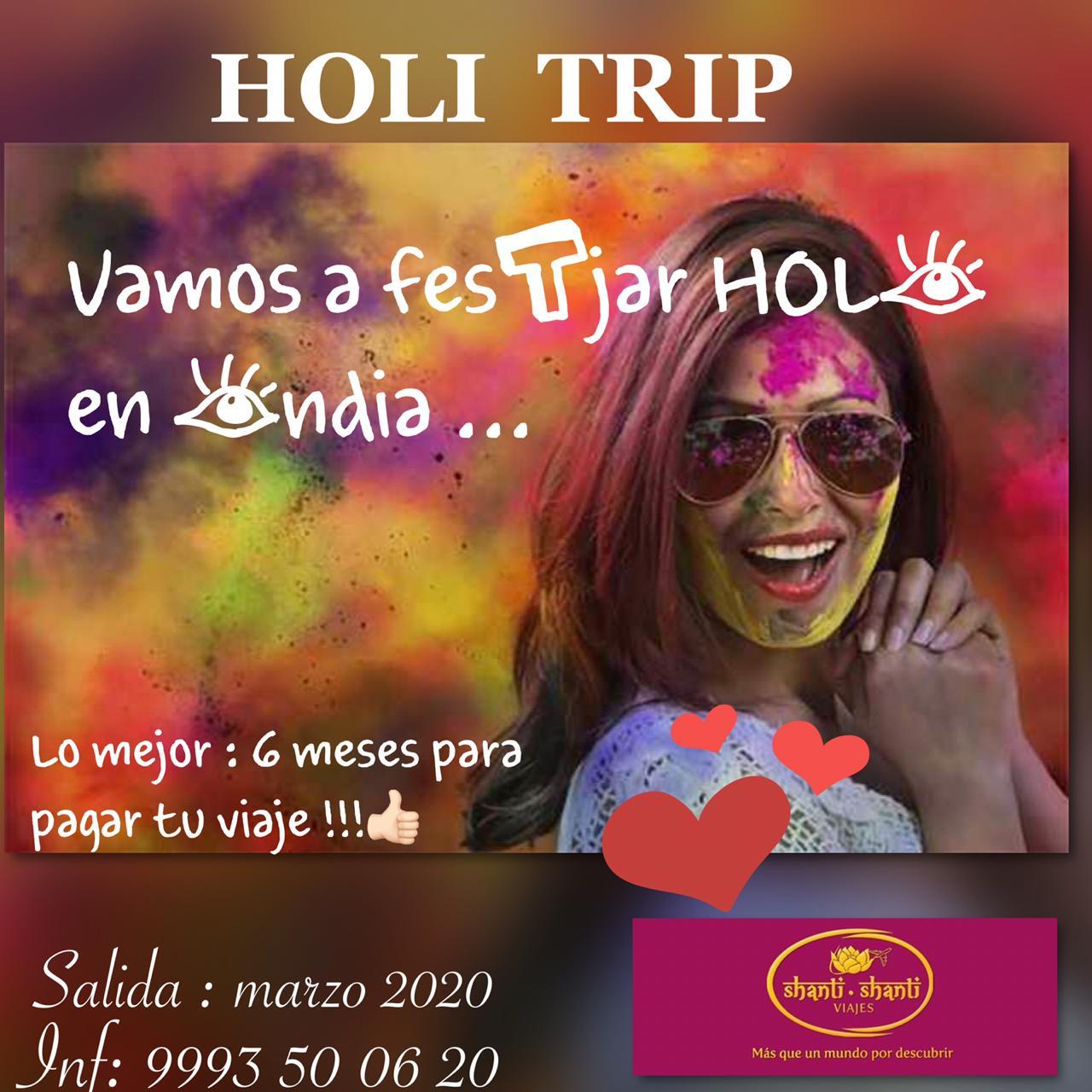 HOLI TRIP